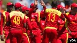 L'équipe zimbabwéenne du cricket