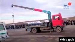 7 yanvar 2016 - Təbrizin yaxınlığında bir edam mərasimi