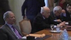 2012-01-22 粵語新聞: 阿拉伯國家聯盟開會討論敘利亞問題