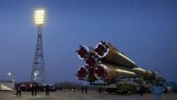 اقدامات احتياطی روسيه برای سفر بعدی به ايستگاه فضايی بين المللی