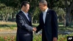 Obama aseguró a Xi Jinping que Washington da la bienvenida al ascenso pacífico de China como una potencia mundial.