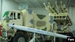 """راکت فجر ۵ سپاه پاسداران انقلاب اسلامی ایران """"هدایت شونده"""" است"""