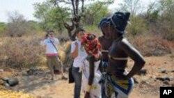 Angola,Namibe, Macuabais