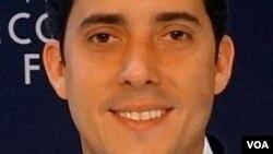 Rodrigo Diamanti, presidente de Un Mundo Sin Mordaza.