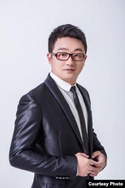 中國電商平台電商寶執行長馬國良(照片提供:馬國良)