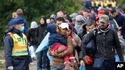 Migranti u Mađarskoj
