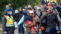 اروپا پس از جنگ جهانی دوم با بزرگترین بحران مهاجرت روبرو شده است