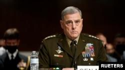 ABD Gnenelkurmay Başkanı General Mark Milley