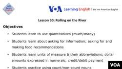 Lesson plan - Lesson 30