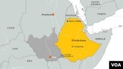 အီသီယိုးပီးယားဟာ အာဖရိကတိုက္ အေရွ႕ပိုင္းမွာတည္ရွိတဲ့ ႏုိင္ငံတစ္ခုျဖစ္ပါတယ္။