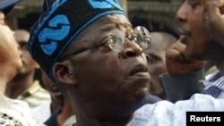 Ahmed Bola Ashiwaju Tinubu shugaban kwamitin sulhu