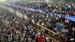 Population Report Predicts 11 Billion by 2100