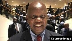 Acting Zanu PF political commissar, Patrick Chinamasa.