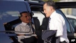 El candidato republicano Mitt Romney viaja este miércoles a Florida donde participará en una entrevista con la cadena hispana Univisión.