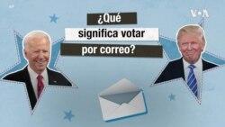 Cómo EE.UU. vota: Voto por correo