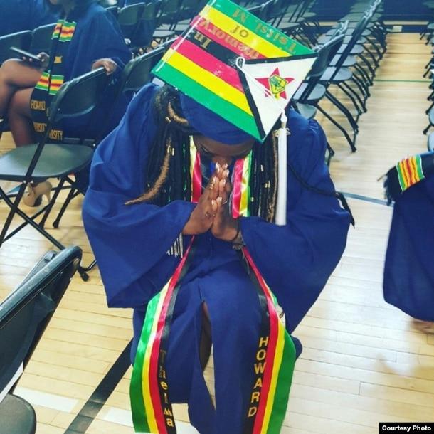 Thelma Mubaiwa Howard Graduate
