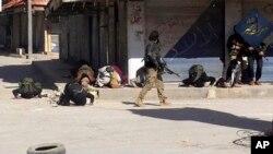 Боевики «Ан-Нусра»