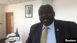 오켈로 오리옘 우간다 외교부 부장관.