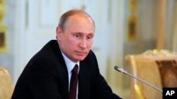 Tổng thống Nga phủ nhận mọi kế hoạch 'sáp nhập hay gây bất ổn' ở đông nam Ukraine