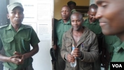 Former Zanu PF Mashonaland West provincial chairman and lawmaker, Temba Peter Mliswa, appeared Monday before a Chinhoyi magistrate facing charges of allegedly stealing firearms. (Photo: Arthur Chigoriwa)