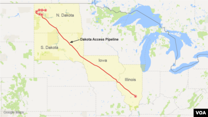 Dakota Access Pipeline Iowa Map.The Real Story The Dakota Access Pipeline
