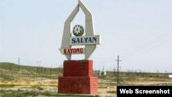 Salyan rayonu