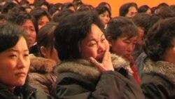 2011-12-19 粵語新聞: 北韓電視台宣布金正日死訊