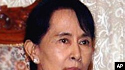 Burma Supreme Court Rejects Democracy Leader's Appeal