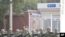 中国指责民族分裂分子制造针刺袭击