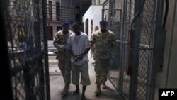 Trại giam trên vịnh Guantanamo, Cuba