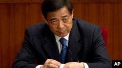 보시라이 중국 전 충칭시 서기 (자료사진)