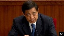 Bo Šilaj, bivši visoki funkcioner Komunističke partije Kine (arhivski snimak)
