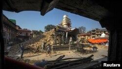 Hơn 7.800 người đã thiệt mạng trong trận động đất xảy ra hôm 25 tháng 4.