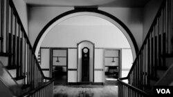 Nơi ở của một tín đồ Shaker tại Shakertown, South Union, Kentucky