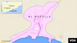 Igisagara ca Mukalla, muri Yemen