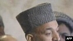 Tổng thống Hamid Karzai của Afghanistan