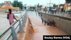 Ambaliyan ruwa a Jamhuriyar Niger
