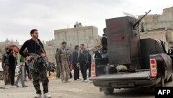 Suriyanın quru qüvvələri Homsa qarşı hücum başlatıblar