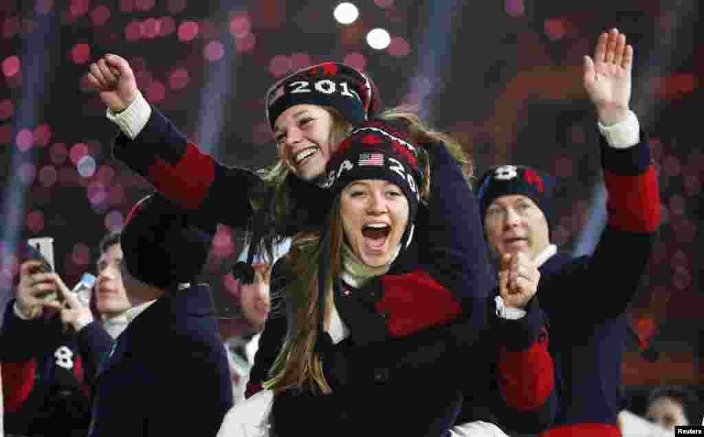 امریکہ نے مجموعی طور پر 28 تمغے جیتے، جب کہ ناروے نے 26 میڈل حاصل کیے۔ طلائی تمغوں کے لحاظ سے روس کے بعد 11 طلائی تمغوں کے ساتھ ناروے دوسرے نمبر پر، جب کہ کینیڈا 10 سونے کے میڈل کے ساتھ تیسرے نمبر پر رہا۔