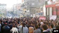 Suriya qoşunları üsyanın istehkamı sayılan şəhərə daxil oldular