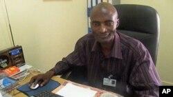 António Tiago, director provincial no Namibe do Instituto de Reinserção Social dos Ex-Militares