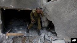 Израиль после ракетного обстрела