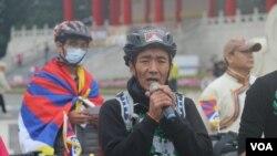 西藏台湾人权连线发起人札西慈仁