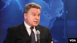 眾議院外交委員會關注全球人權事務的小組委員會主席克里斯.史密斯