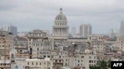 Phố cổ Old Havana (ảnh tư liệu)