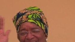 利比里亚总统承诺新政府会容纳竞争对手