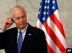 론 존슨 공화당 상원의원.