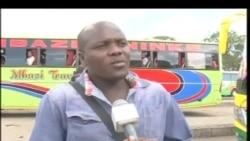 Mgomo wa mabasi ya masafa marefu Tanzania VOA-Mitaani