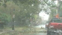 Ураган «Айзек» випробовує дамби Нового Орлеана