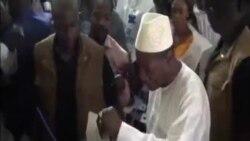 畿內亞現任總統贏得連任